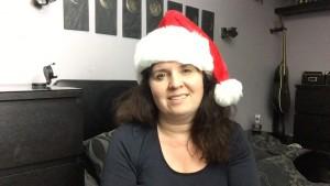 Myton Hospice Santa Dash - Linda's fund-raising video