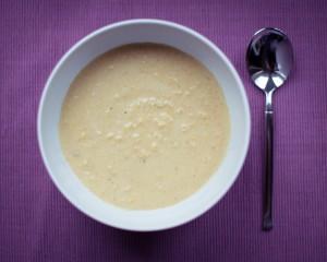 Easy sweetcorn chowder recipe  Mother Bird blog